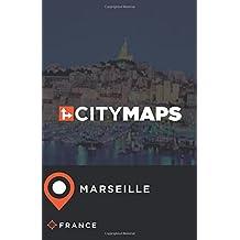 City Maps Marseille France