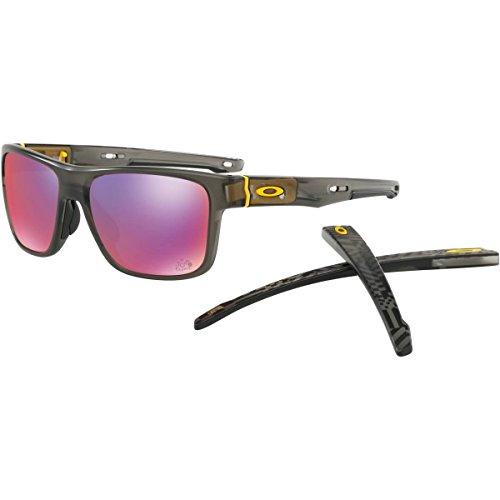 Oakley Men's Crossrange TDF Sunglasses,OS,Matte Grey ()