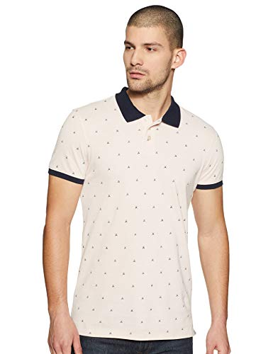Scotch & Soda Men's Mini-Print Polo, Combo a - And Scotch Soda