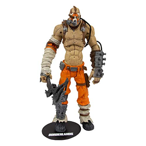 McFarlane Toys Borderlands - Krieg Action Figure