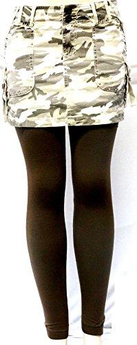 Camo Cargo Skirt - 7