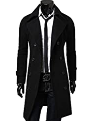 Wool Trench Coats For Men