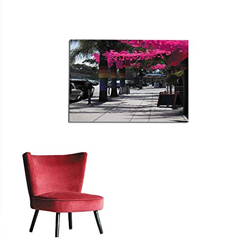homehot Photographic Wallpaper San Diego Gay Pride Hillcrest Decorations Mural 24