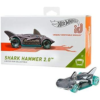 Hot Wheels id Shark Hammer 2.0 {Street Beasts}