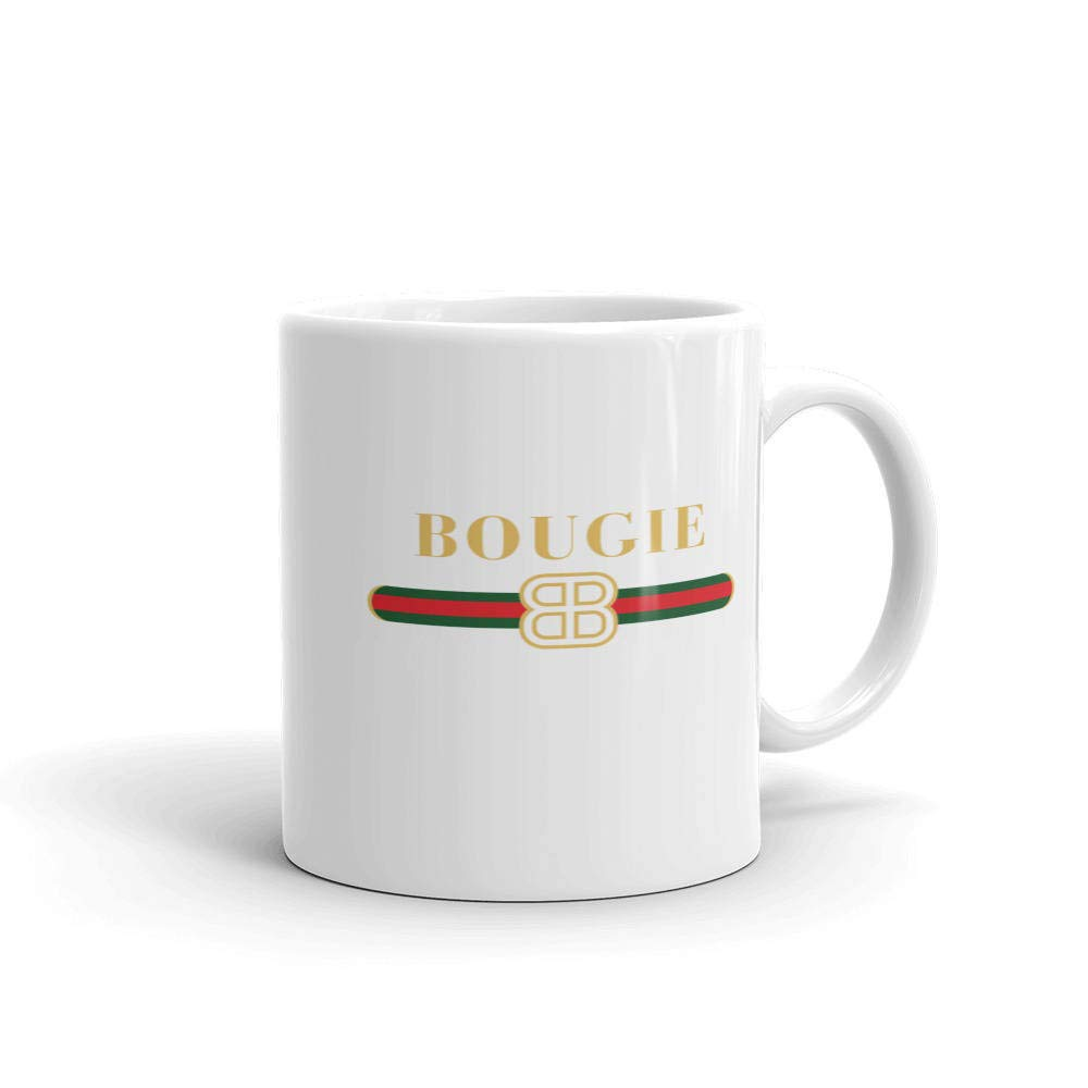 eefed15e1 Gucci Inspired Bougie Mug - gucci t-shirt designer inspired gucci tee funny  gucci t