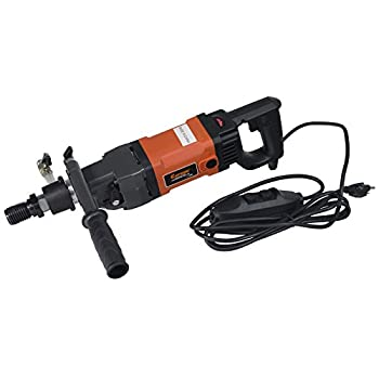 Image of Drills Cayken SCY-18-2EBM 5in. Wet Dry Handheld Diamond Core Drill Rig 2.5HP 1900W Drill