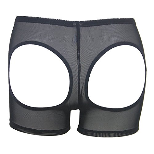 YIANNA Girdle Butt Lifter Boy Shorts Enhancer Shapewear Panty