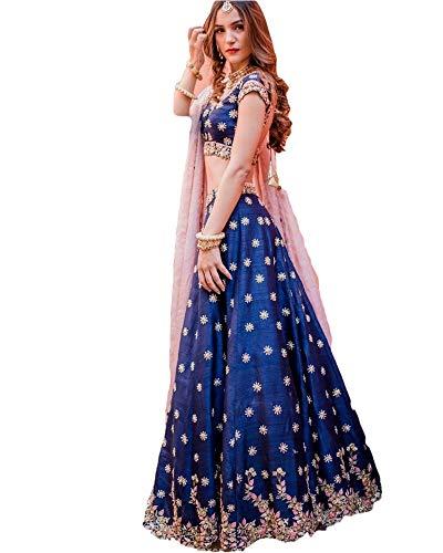 (REKHA Ethnic Shop Navaratri Special Embroidered Lehenga Choli Garba Special Woman & Girls 27)