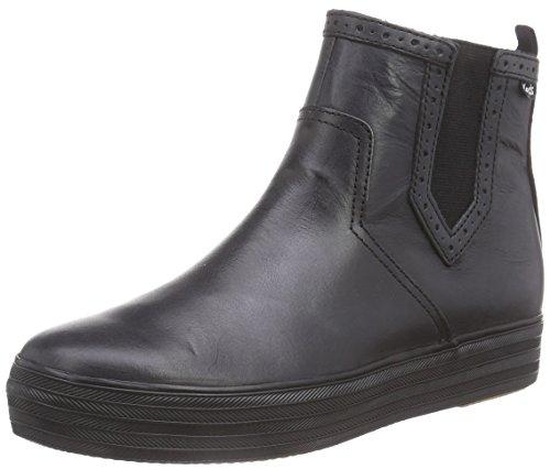 Schwarz Keds CHELSEA Black Chelsea Boots Damen TPL S0AwqP