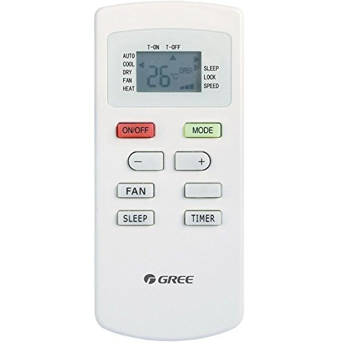 gree-etac-remote-control