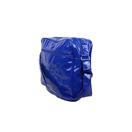 Azul Color Bolso bandolera mujer Rumba des 1 Temps Bi Le Cerises qvXZxW1