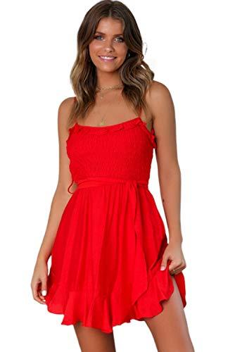 Lightweight Wrap Dress - 7