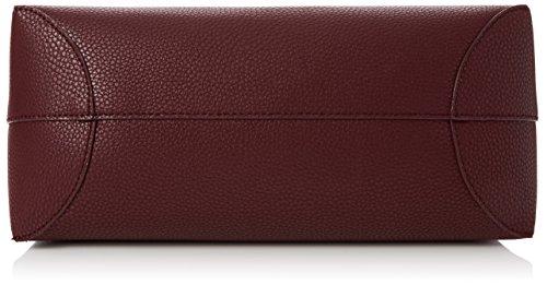 piero guidi 210933089, Borsa a Tracolla Donna, 32,5x28,5x15 cm (W x H x L) Rosso (Rosso Bulgaro)