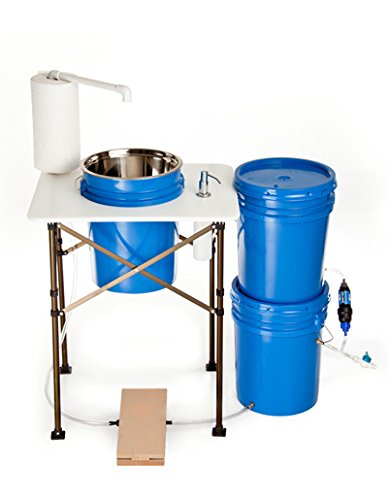 Deluxe Filtration Camp Sink ()