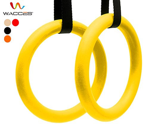 Wacces Exercise Fitness Gymnastic Rings - - Mall Vancouver Stores