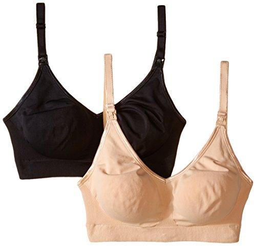 Bravado Body Silk 2 PackLargeBlack/Butterscotch