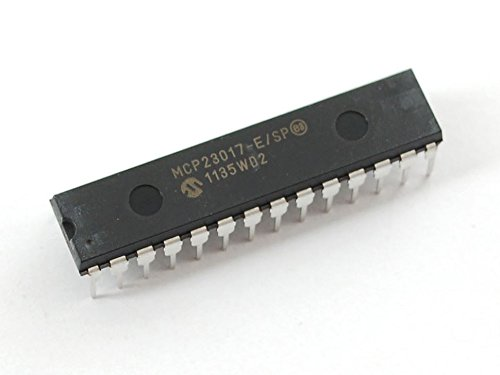 Adafruit Mcp23017 - I2c 16 Input/output Port Expander [ada7