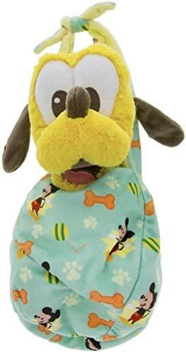 BABY PLUTO DOG PUPPY  ..NEW SIZE 2  HANDKNITTED VEST