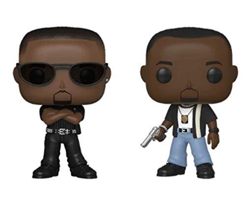 Funko Pop! Movies Bad Boys Figuras coleccionables de Vinilo, 3 75 (Juego de 2)