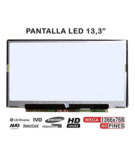 "Portatilmovil - Pantalla PORTATIL Samsung 13.3"" LP133WH2 LTN133AT25-T01 LTN133AT25-601 LTN133AT25-501 Portatilmovil® -"