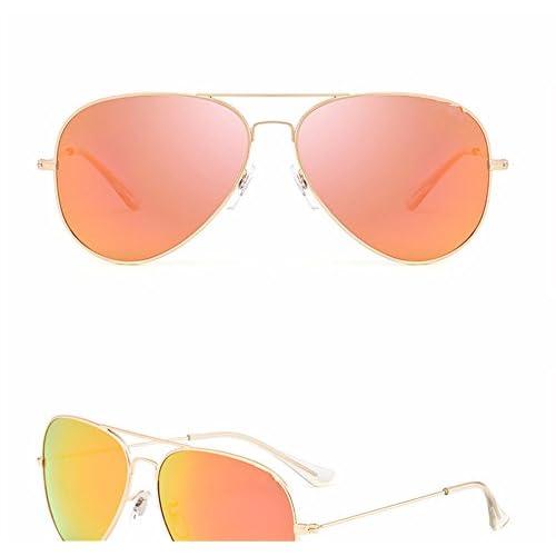 01b13ec993 LXKMTYJ Gafas De Sol Moda Hombre Personalidad Polarizador Unidad De  Protección Uv Gafas De Sol,