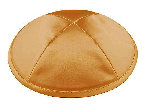 Adult Deluxe Gold Satin - 6