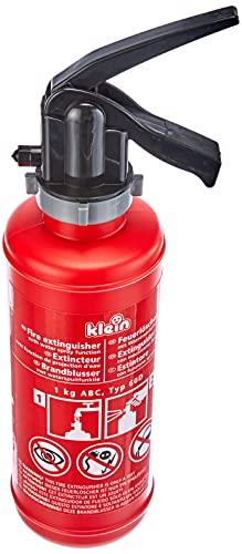 Theo Klein-8940 Extinguidor De Fuego, Juguete, Multicolor (8940)