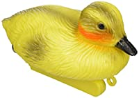 Laguna Plastic Baby Duck Waterfowl Ornament, 5-Inch
