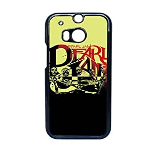 Generic Custom Design With Pearl Jam Protective Phone Cases For Kids For Htc One M8 Choose Design 2