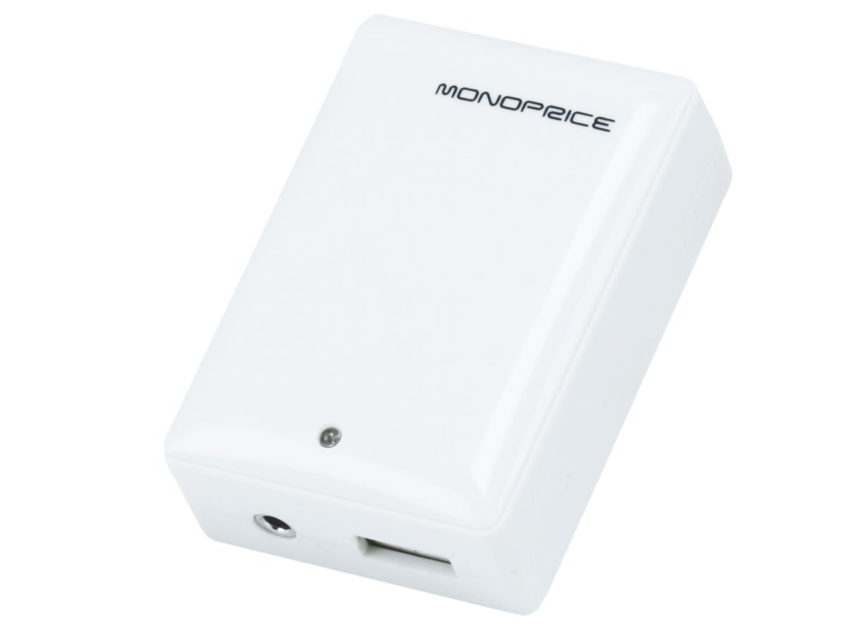 Monoprice 107364 Bluetooth Music Receiver