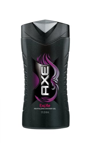 Axe  Shower Gel, Excite, 12Ounce