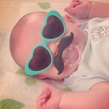 Amazon.com: Hot Funny silicona chupete infantil bebé Pezones ...