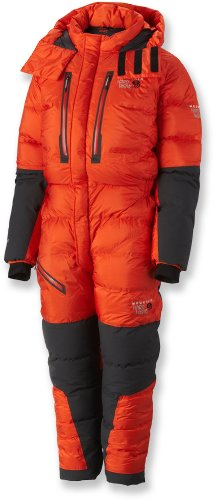 Mountain Hardwear Absolute Zero Suit, State Orange, Large