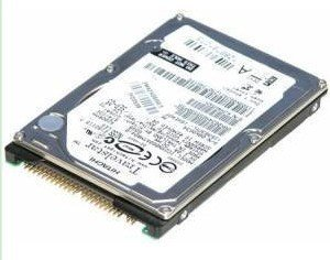 Hitachi IC25N060ATMR04 60GB 4200 RPM 2.5 INCH IDE HDD