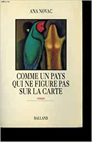 la carte (French Edition): Ana Novac: 9782715809116: Amazon.com: Books