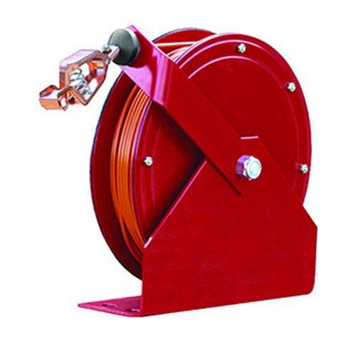 National-Spencer 1470NS Static Reel with 100' Cable by National-Spencer, Inc.