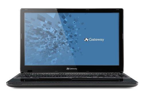 Gateway Amd Notebooks - Gateway NE52204u 15.6-Inch Laptop (1.5 GHz AMD A4-5000 Processor, 4GB DDR3L, 500GB HDD, Windows 8) Silky Silver