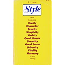 Style (Collier books)