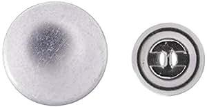 imaginisce 001311 Brad Daddies - Bases para brads, para máquina de botones i-Top (tamaño pequeño, 16 mm, 10 unidades)