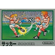 """Soccer"" Nintendo Nes Famicom Game Software -Japan Import-"
