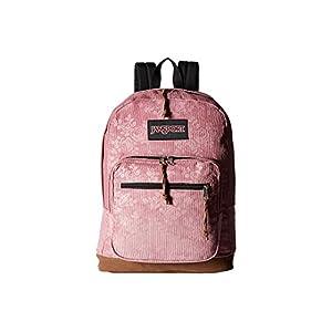 JanSport Right Pack Expressions (Vintage Pink Rose Corduroy)