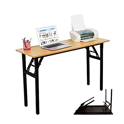 Fine Need Computer Desk 47L15 7W Inches Foldable Computer Table With Bifma Certification Writing Desk Folding Table Office Desk Ac5Bb 40 Ca Download Free Architecture Designs Ferenbritishbridgeorg