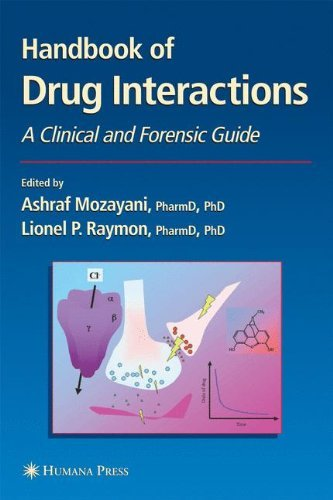 Download Handbook of Drug Interactions: A Clinical and Forensic Guide (Forensic Science and Medicine) Pdf