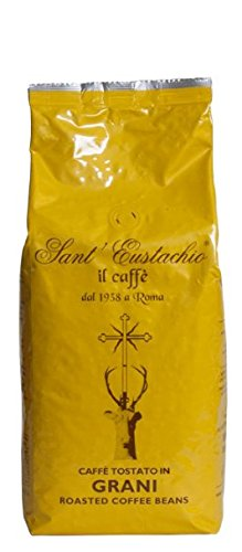 Sant Eustachio Whole Beans in Bag 1kg/2.2lb by Sant' Eustachio (Image #2)