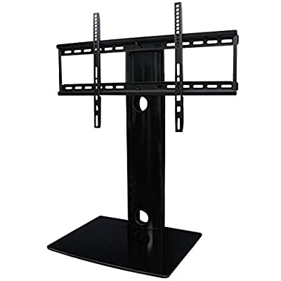 Swiveling TV Wall Mount with Shelf (Shelves)