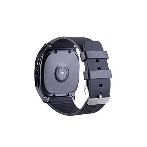 Amazon.com: Bluetooth Smart Watch Black, T8M Fitness Tracker ...