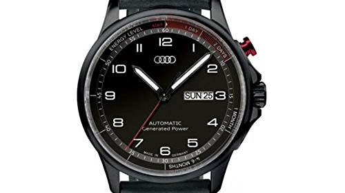 Montre automatic Audi homme noir