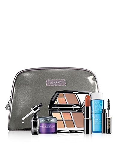 lancome-skincare-and-cosmetic-travel-gift-set-read-description