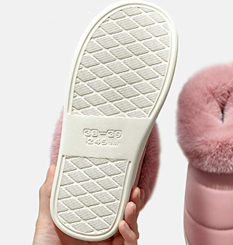 Chaussons Hiver 37 Accueil Hommes Peluche Antidérapant A Fond Épais Chaussons 36 Chaussures A SHANGXIAN Femmes 1RqEncE