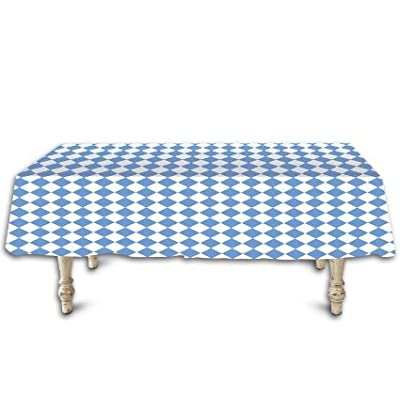 Oktoberfest Tablecover 54in. x 108in. Party Decoration (1/pkg) by Beistle